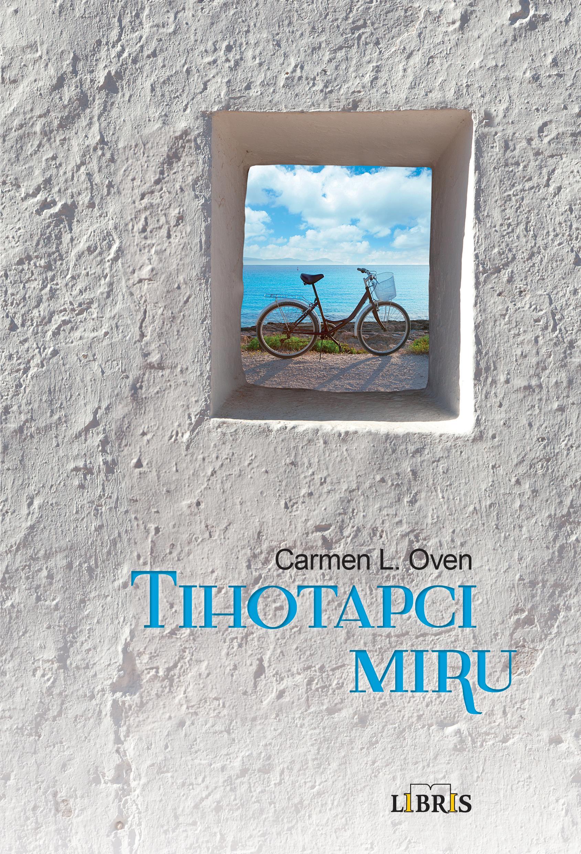 Naslovnica romana Tihotapci miru