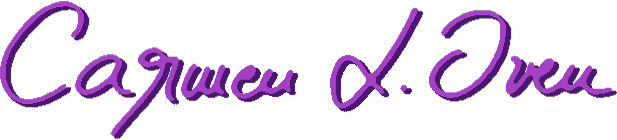 Carmen L. Oven Logo